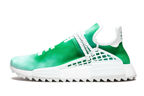 Adidas x Pharrell Williams NMD Human Race Holi MC Green