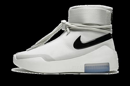 Nike Air Shoot Around Fear of God LIGHT BONE/BLACK