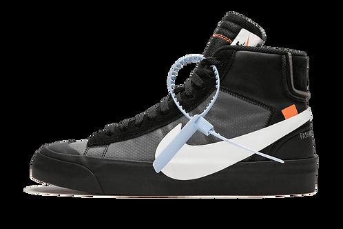 Nike x Off White Blazer Mid Grim Reaper