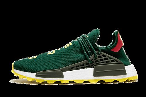 Adidas x Pharrell Williams NMD Human Race TRAIL NERD Green