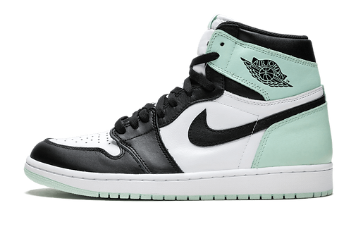 Air Jordan 1 Retro High OG NRG Igloo WHITE/BLACK-IGLOO