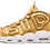 "Thumbnail: Nike Air More Uptempo Supreme ""Suptempo"" METALLIC GOLD/WHITE 902290 700"