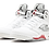 Thumbnail: Air Jordan 5 Retro Supreme WHITE/BLACK-VARSITY RED