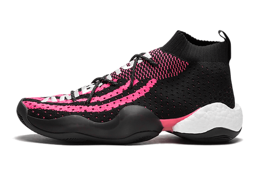 Adidas x Pharrell Williams Crazy BYW LVL 1 Black Pink