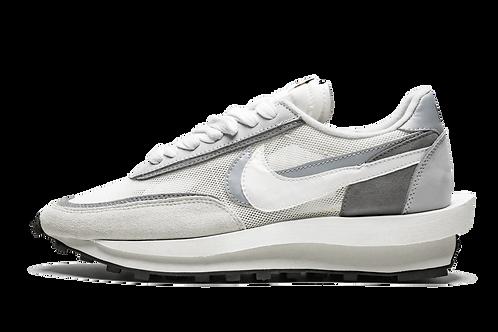 Sacai x Nike LDWaffle Grey