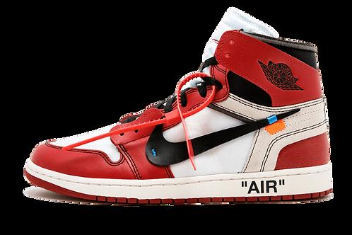 Air Jordan 1 x Off-White RED