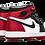 Thumbnail: Nike WMNS Air Jordan 1 High OG Satin Black Toe
