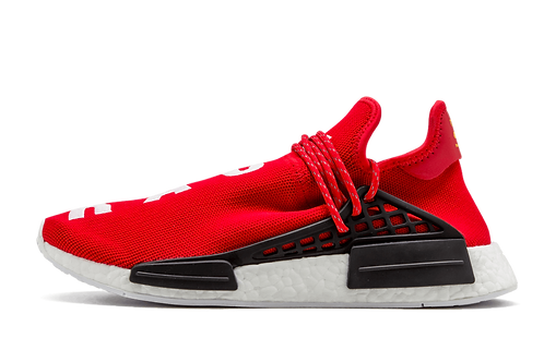 Adidas x Pharrell Williams NMD Human Race Scarlet