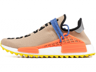 Adidas x Pharrell Williams NMD Human Race TRAIL PALE NUDE