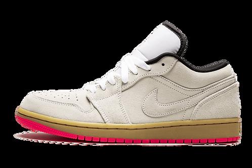Air Jordan 1 Low Hyper Pink WHITE/WHITE-GUM YELLOW