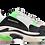 Thumbnail: Balenciaga Triple S TRAINERS - White / Black / Neon