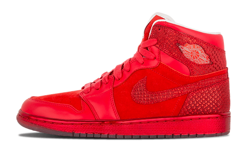 Air Jordan 1 Retro High Legends of Summer UNI RED/WHITE