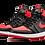 Thumbnail: Air Jordan 1 Retro High OG SE Satin BLACK/UNIVERSITY RED-WHITE