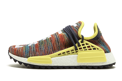 Adidas x Pharrell Williams NMD Human Race TRAIL MULTICOLOR