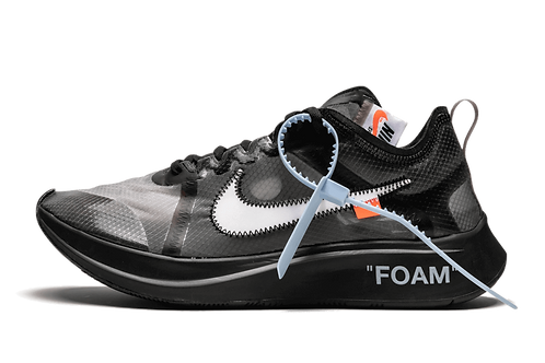 Off-White x Nike Zoom Fly Black