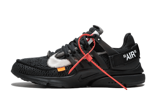 Nike x Off White Air Presto Black Max