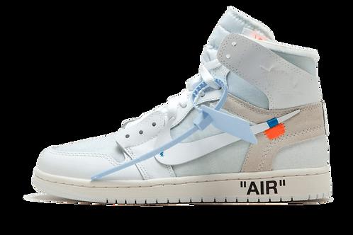 Air Jordan 1 x Off-White OG High Retro White