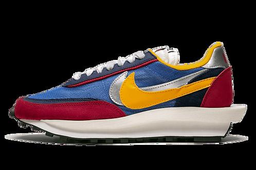 Sacai x Nike LDWaffle Trainer Varsity Blue/Varsity Red