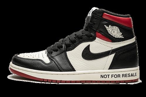 Air Jordan 1 Retro High OG NRG Not For Resale - Red