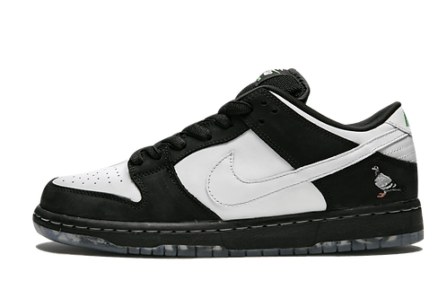 Nike SB Dunk Low Pro OG QS Special Staple - Panda Pigeon - Special Box BLACK/WHI