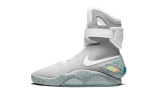 Nike Air Mag Back To The Future JETSTREAM/WHITE-PL BLUE