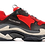 Thumbnail: Balenciaga TRIPLE S TRAINERS - RED / Black