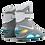 Thumbnail: Nike Air Mag Back To The Future JETSTREAM/WHITE-PL BLUE