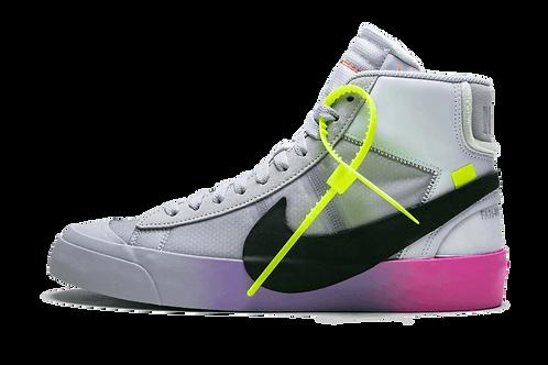 Serena Williams x Off-White x Nike Blazer
