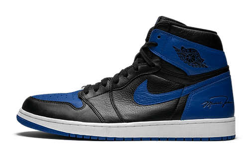 Air Jordan 1 Retro High OG Board of Governors BLACK/ROYAL-WHITE