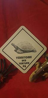 Panneaux reptiles