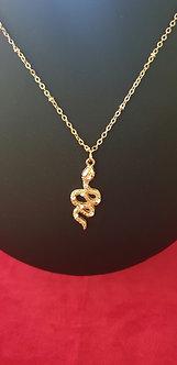 Collier serpent 🐍