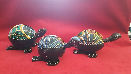 Décoration tortue
