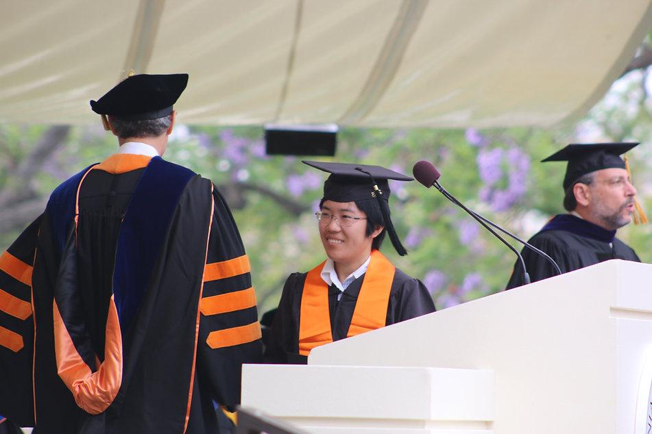 Physics Master Tutor Graduating from Caltech.JPG