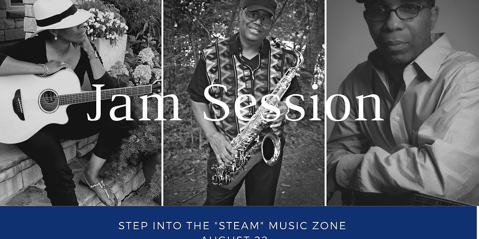 FREE: HSCF STEAM Music & Technology Jam Session