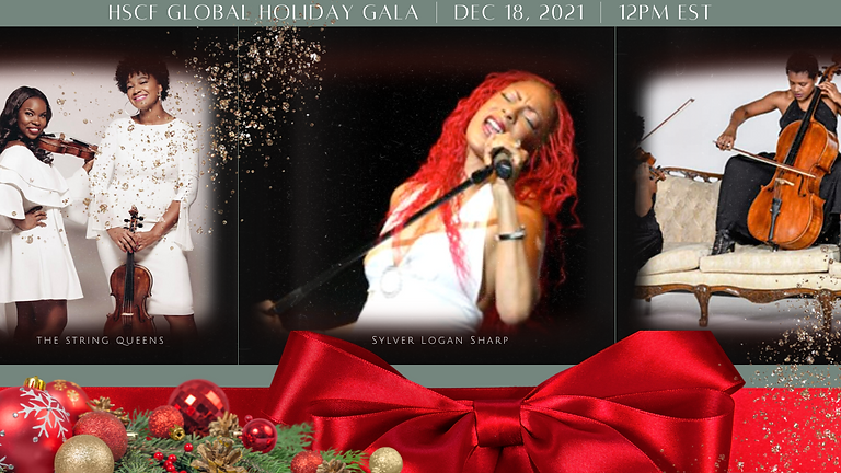 HSCF GLOBAL HOLIDAY CHARITY CONCERT!!!