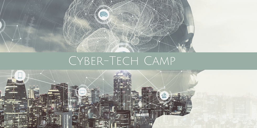Cyber-Tech & Artificial Intelligence Camp - CLOSED