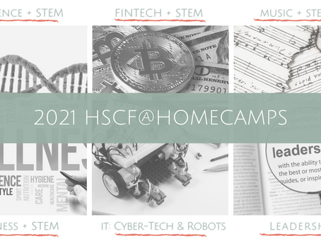 CHECK-OUT OUR 2021 HSCF @HOME CAMPS