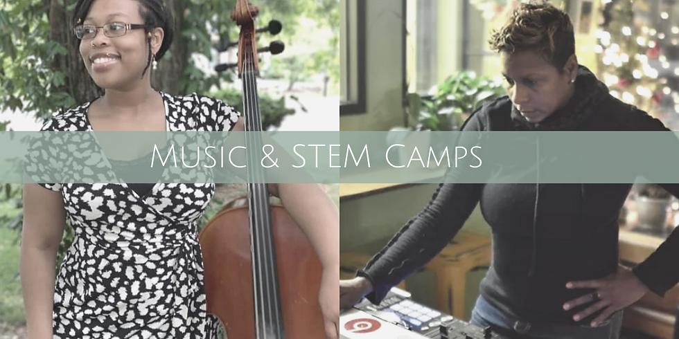 MUSIC & STEM CAMP