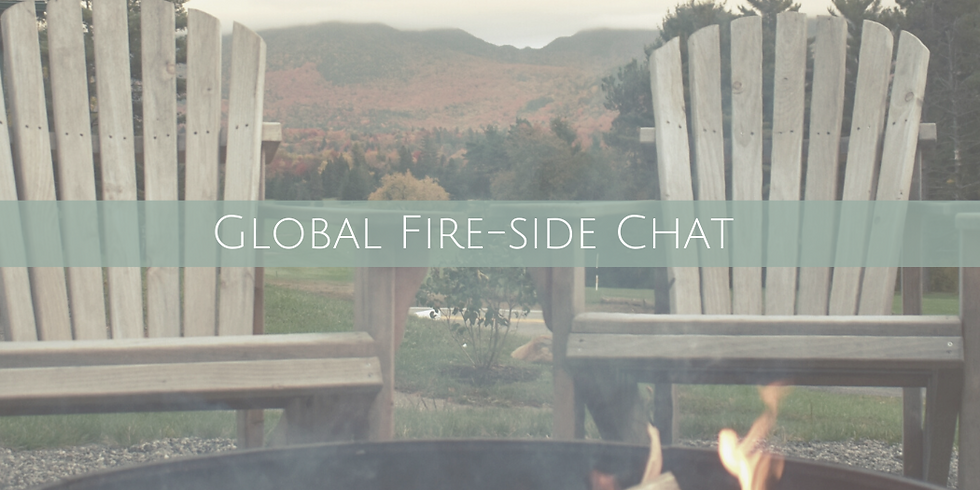FREE Global Fireside Chat with Global Leaders
