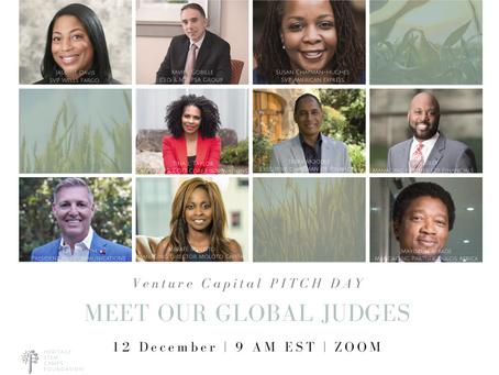Venture Capital STEM Pitch Day! Dec 12th