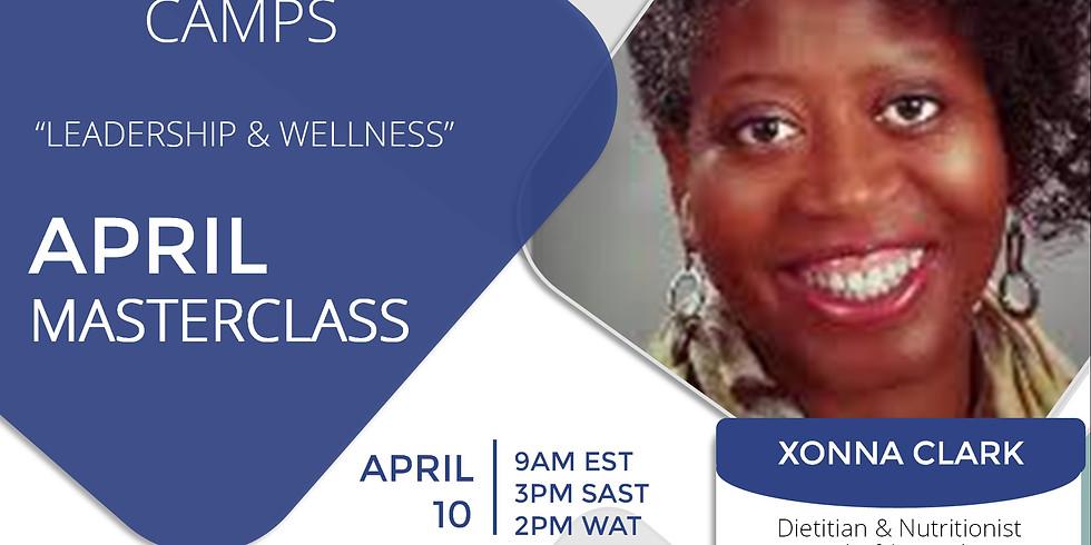 FREE Masterclass with Xonna Clark Former Executive & Corporate Attorney | Wellness Transformation