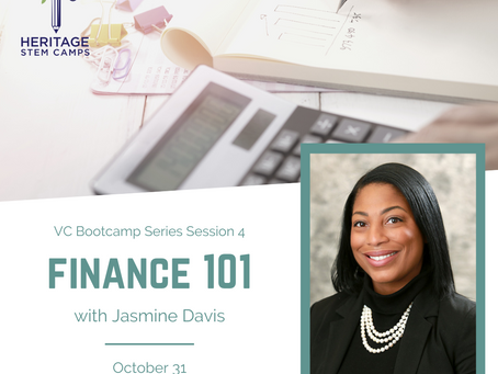 VC Bootcamp Series: Session 4 | Finance 101