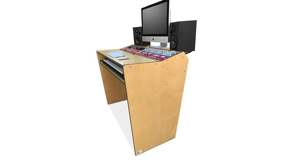 Raystag-KB-8 Studio Desk in Birch