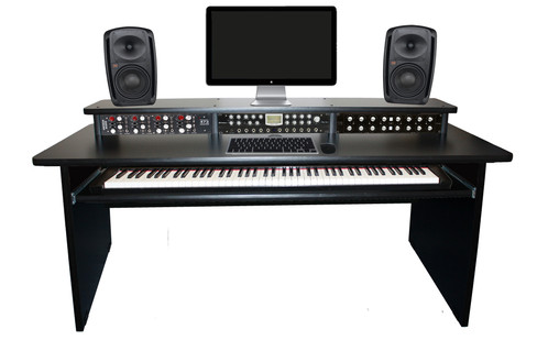 Arranger 88 Keyboard Studio Desk Black