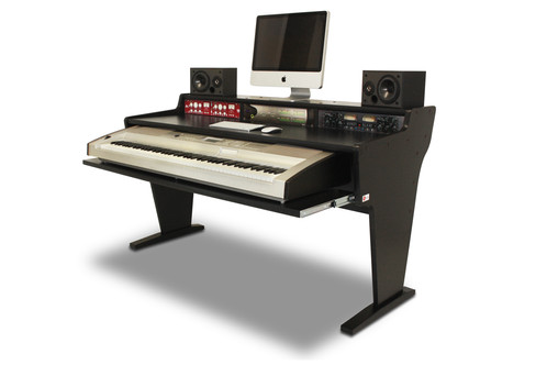 The Spike 88 Desk Was Designed Having In Mind E Limitation Which Is Very Common Home Studios And Some Commercial Small Enough