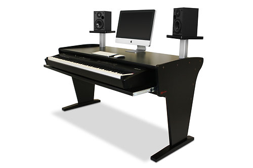 Spike NR 88 Workstation Desk ( Shown With Optional Stands)