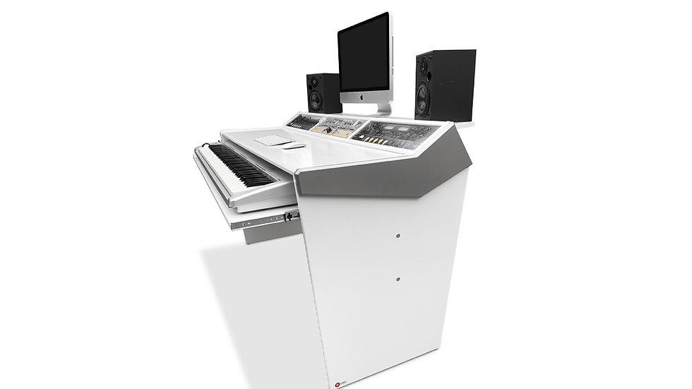 REV 88 K Studio Desk - White