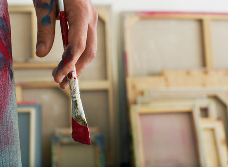Varnish Ruining Your Paintbrushes? Try This!