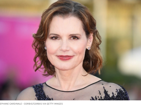 Geena Davis Says Hollywood Still Isn't Inclusive When It Comes to Creating Roles for Older Women