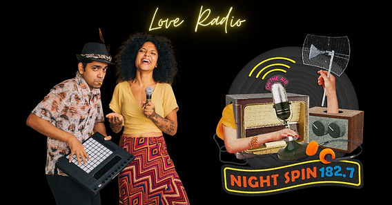 Love Radio_Night Spin 182.7FM_Singapore